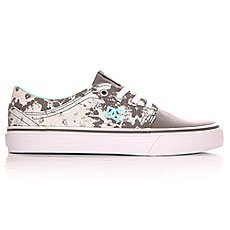 ���� ������ ������� DC Trase Tx Se J Shoe Grey/Black/White