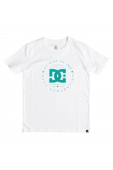 �������� ������� DC Rebuilt Ss By Tees White/Tropical
