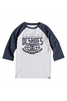 Лонгслив детский DC The Creed Rag B Tees Blue Iris
