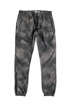����� ������ Quiksilver Beach Pant Prin Ndpt Anthracite