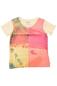 �������� ������� Roxy Rollydollyworld Tees Sand Piper
