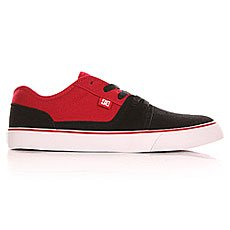 Кеды низкие DC Tonik Black/Red