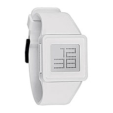 ����������� ���� Nixon Newton Digital White