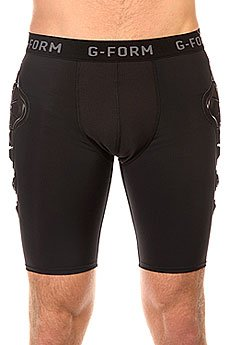 Защита на бедра G-Form Pro-x Compression Shorts Black