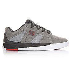 Кеды низкие DC Maddo Grey/Red