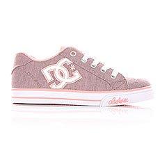 ���� ������ ������� DC Chelsea Tx Se Pink/White