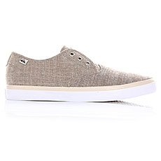 Кеды низкие Quiksilver Shorebreak Deluxe Grey/White/Grey