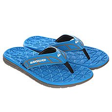 ��������� Quiksilver Fluid Black/Blue/Grey