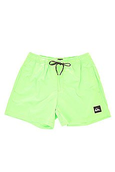 Шорты пляжные Quiksilver Every Volley Jamv Green Gecko