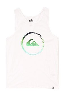 ����� Quiksilver Class Veract Tees White
