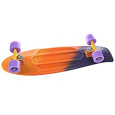����� ���� ������� Penny Nickel Ltd Dusk Fade Orange/Purple 7.5 x 27 (68.6 ��)