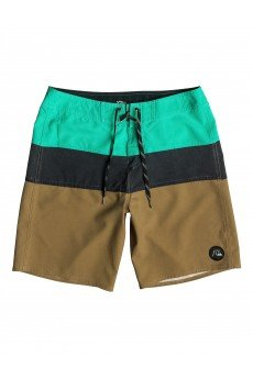 ����� ������� Quiksilver Classic Panel Green Moss