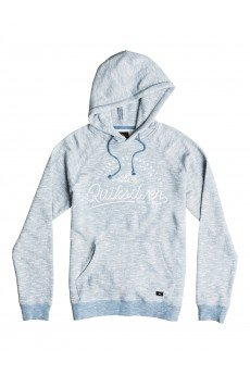 Толстовка кенгуру Quiksilver Road Trip Hood Otlr Federal Blue