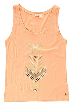 ����� ������� Roxy Knit Top Peach Parfait