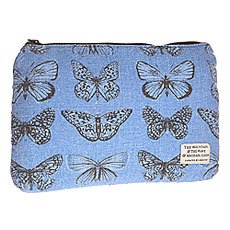 ����� ������� Roxy Silverspot Watercolour Butterfly