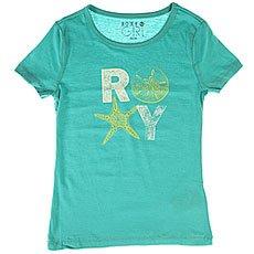 �������� ������� Roxy Basic Tee Baltic Blue