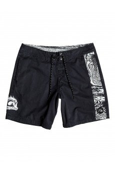 Шорты пляжные Quiksilver Turbo Dog Black