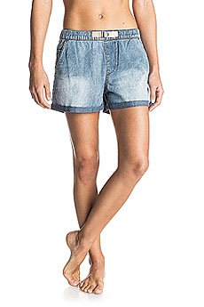 ����� ������������ ������� Roxy Fonxy Short Den Med Blue Wash