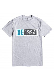 Футболка DC 1994 Est Heather Grey