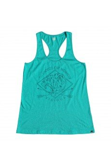 ����� ������� DC Vicious Tank Tropical Green