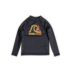 ������������� ������� Quiksilver Bubble Kids Ls Black
