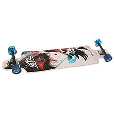 Лонгборд Sector 9 Kiss Of Death Beige/Multicolor 9.5 x 40.5 (103 см)