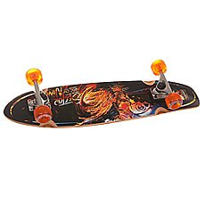 Скейт круизер Sector 9 Liquid Metal Multicolor 8.1 x 31.6 (80.2 см)