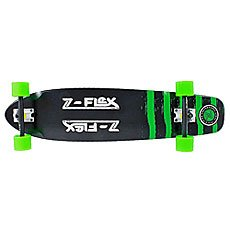 Лонгборд Z-Flex Kicktail Longboard True Black/Green 9.25 x 38 (96.5 см)