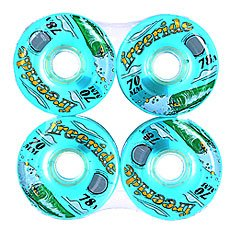 ������ ��� ��������� Sector 9 Freeride 7 Wheels Blue 78A 70 mm