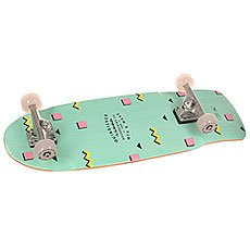 Скейт круизер Quiksilver The Brett Black Griptape Multicolour 9.9 x 30 (76 см)
