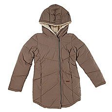 ������ ������ ������� Roxy Chilly Daze G Jckt Brown