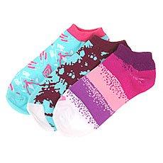 �������� ������ ������� Roxy 3pk Tie Dye Grunge Multi