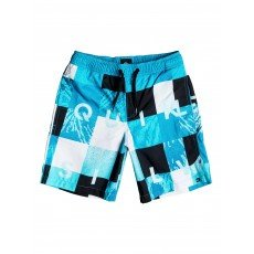 ����� ������� ������� Quiksilver Check Remix Hawaiian