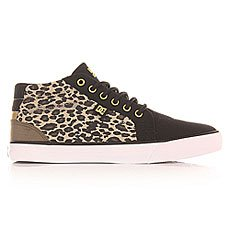 ���� ������� ������� DC Council Mid Sp Leopard Print