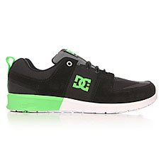 Кроссовки DC Lynx Lite Black/Grey/Green