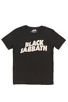 �������� Quiksilver Black Sabbath Cla Tees Black