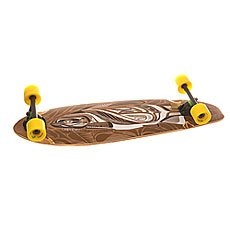 Лонгборд Landyachtz Fibreglass Stout Brown 10 x 38.25 (92 см)