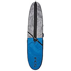 Чехол для вейксерфборда FCS Dayrunner Fun Board 76 Grey/Blue