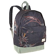 ������ ��������� Quiksilver Everyday Poster Parrot Jungle Navy