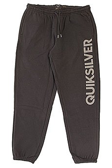 ����� ���������� Quiksilver Trackpantscreen Black