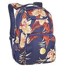 ������ ��������� ������� Roxy Shadow Castaway Floral Blue