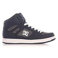 ���� ������� ������� DC Shoes Rebound High Tx Navy