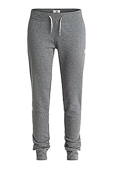 Штаны спортивные женские DC Rebel Star Pant J Otlr Heather Charcoal