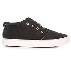 Кеды высокие Quiksilver Griffin Shoe Xkcw Black/Brown/White