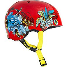 ���� ��� ���������� Sector 9 Aloha Helmet Red