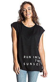 ����� ������� Roxy Take J Tees True Black