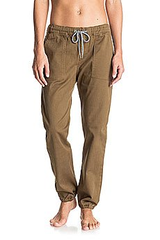 ����� ������ ������� Roxy Your J Pant Military Olive