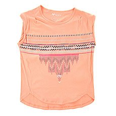 �������� Roxy Unlike G Tees Peach Amber