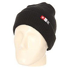 Шапка DC Shoes Core Beanie Black