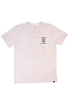 �������� Quiksilver Livepeacefully White
